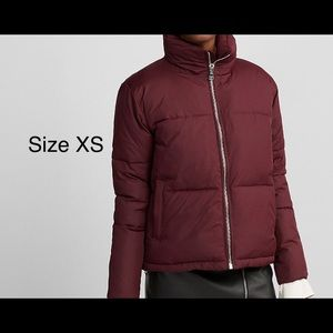 New Express short Puffer coat